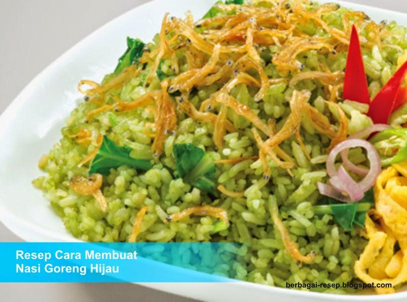 Download image Membuat Nasi Goreng Hijau Resep Ala Farah Quinn Cara PC ...