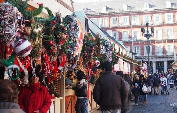 L i f e g o e s o n los mejores mercados de navidad - Mercado de navidad en madrid ...