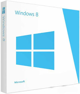 Download Windows 8 Professional Blue x86 ( 32 Bit ) Full Version