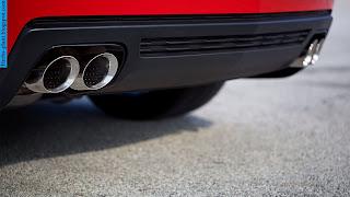 chevrolet camaro car 2013 exhaust - صور شكمان سيارة شيفروليه كامارو 2013