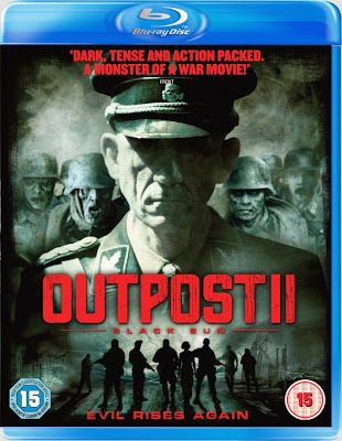 Outpost Black Sun 2012 Dual Audio BRRip 480p 300mb ESub