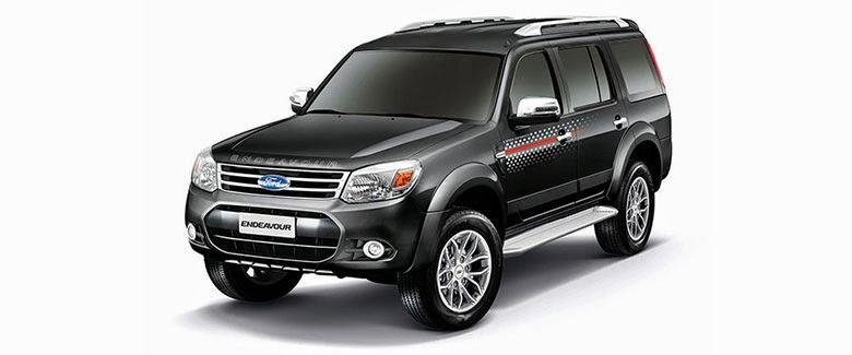 Güncel Ford Everest