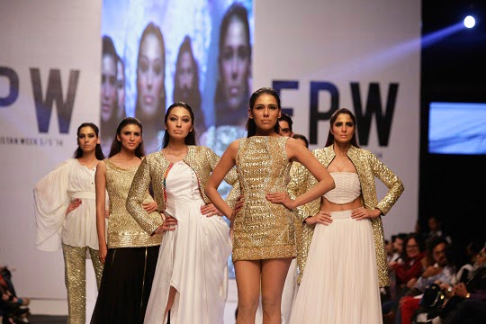 Adnan Pardesy - Fashion Pakistan Week 6 - Spring 2014