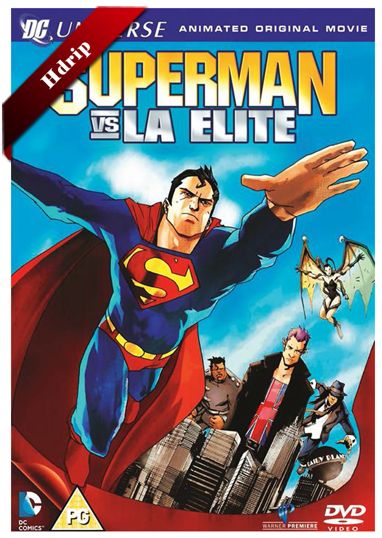 Superman Vs La Elite