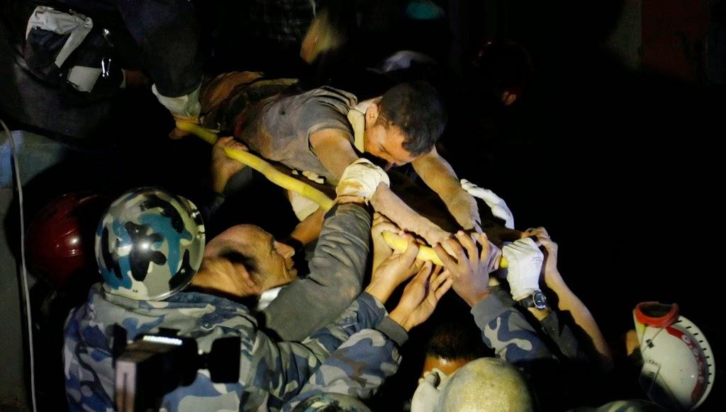 Risi Khanal, természeti katasztrófa, földrengés, Nepál,