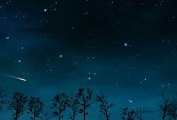 Un cielo stellato estivo ci ricorsa l'immensità dell'universo e la piccolezza delle nostre vite