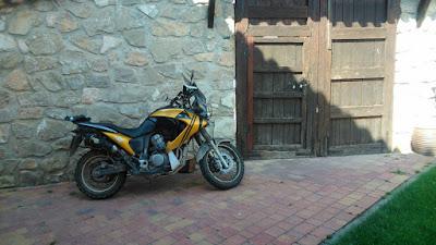 Alojamiento motero en Cuenca