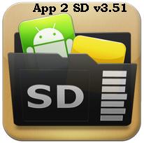 AppMgr Pro III (App 2 SD) v3.51 APK