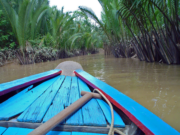O Delta do Mekong