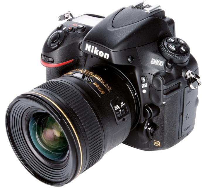 Harga dan Spesifikasi Nikon D800