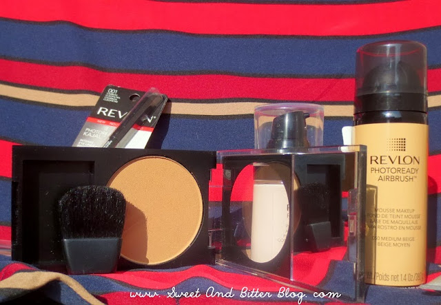 Revlon Photoready Airbrush Powder Kajal India Review