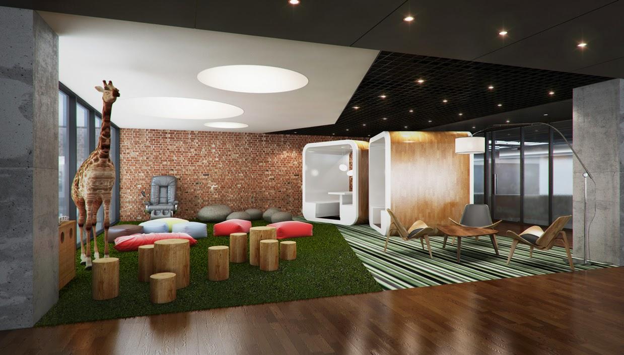 3d Architectural Interior Visualisation 3d Architectural Interior Visualisation Office