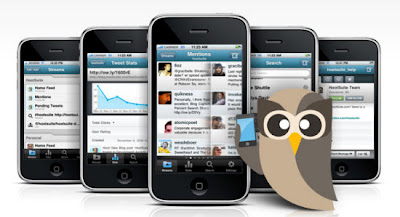 Hootsuite App Social Media Assistant for iPad