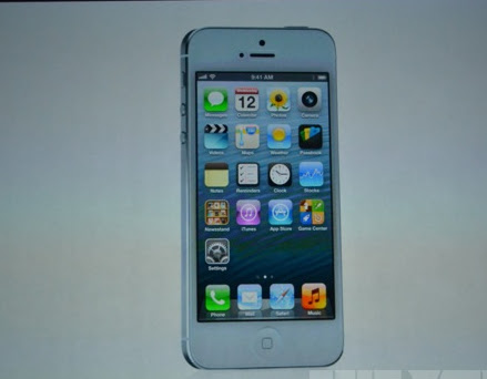 Iphone5 white