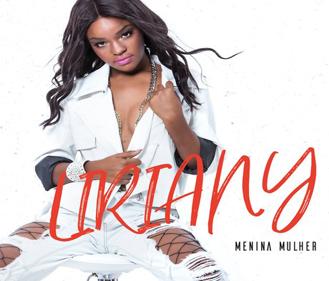Liriany - Menina Mulher (Album) (2018) [Download]