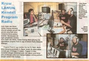 Puisi Dan Lagu Radio Malaysia Selangor (1997-2000)