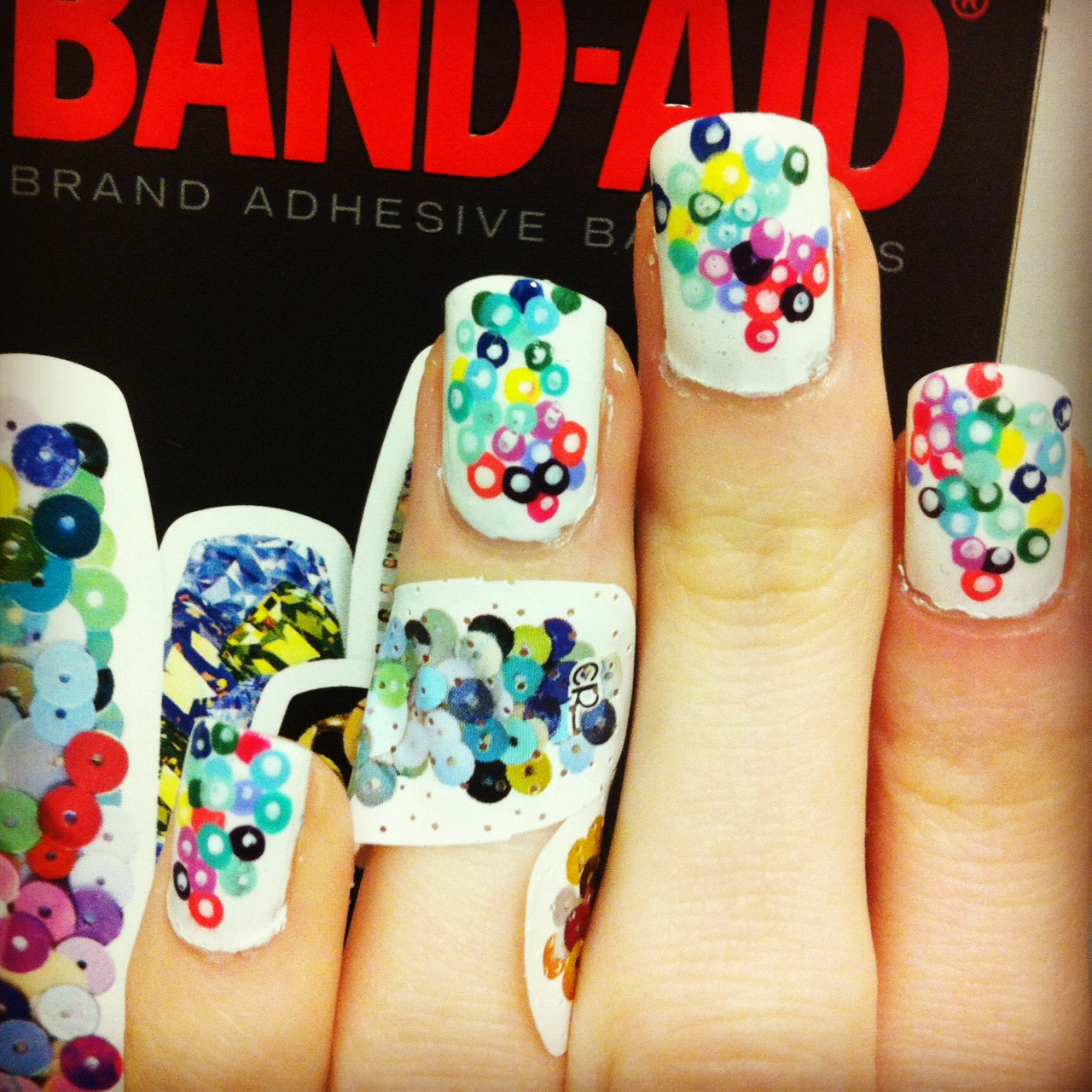 Cool Band Aids Designs