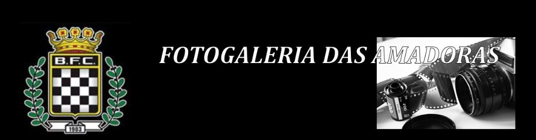 FOTO GALERIA DAS AMADORAS DO BOAVISTA FC
