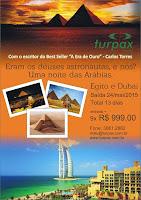 Egito & Dubai - Venha conosco numa viagem inesquecível - Saída 24 Maio 2015.