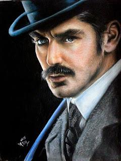 Sharlock Holmes Portrait