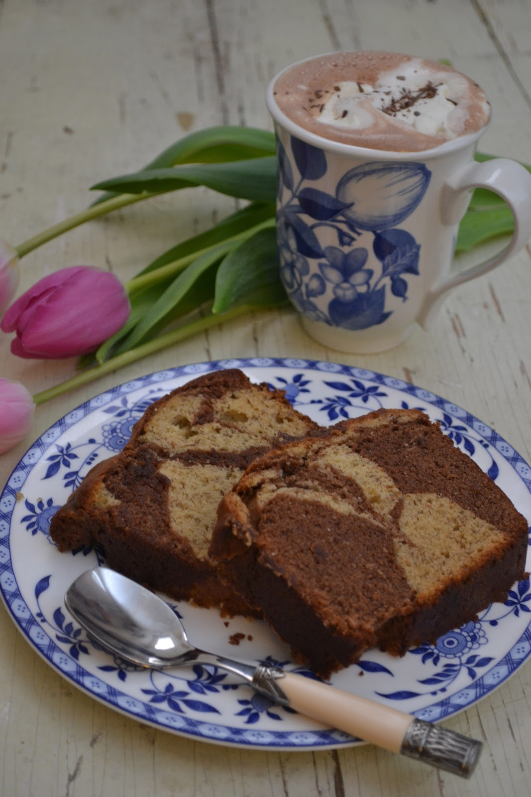 ... Nutella Day with Nutella Swirl Banana Bread and Nutella Hot Chocolate