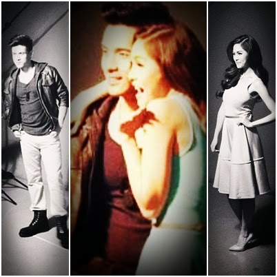 Xian Lim as Rocco; Kim Chiu as Rocky in their newest movie 'Bride for Rent'
