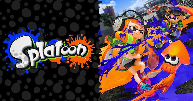 Nintendo vendeu 4,06 milhões de cópias do Splatoon para o Wii U
