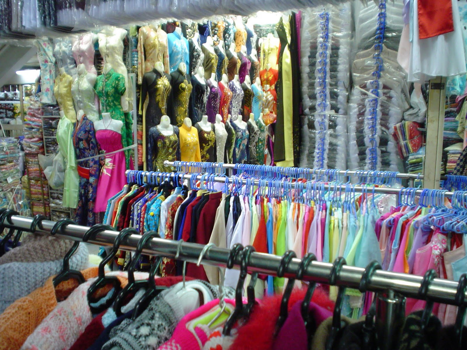 Wholesale Clothing Shops
