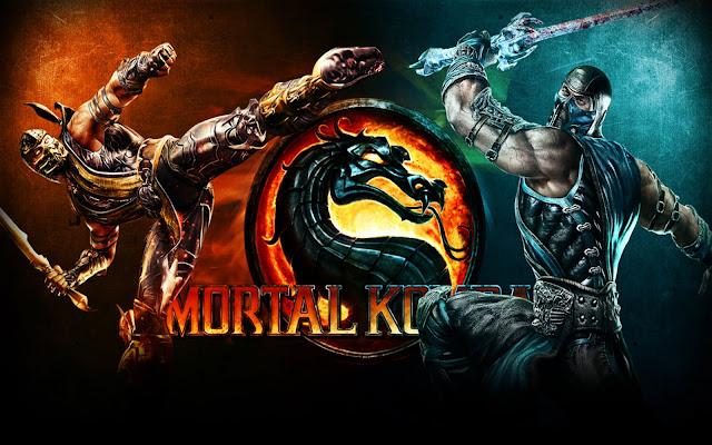 fightstick mortal kombat 2011 wallpaper