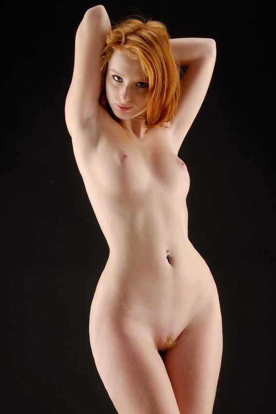 Chica Jovencita Desnuda