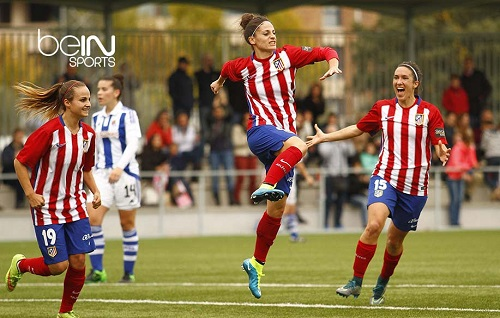 beIN dará la Liga Femenina de Fútbol
