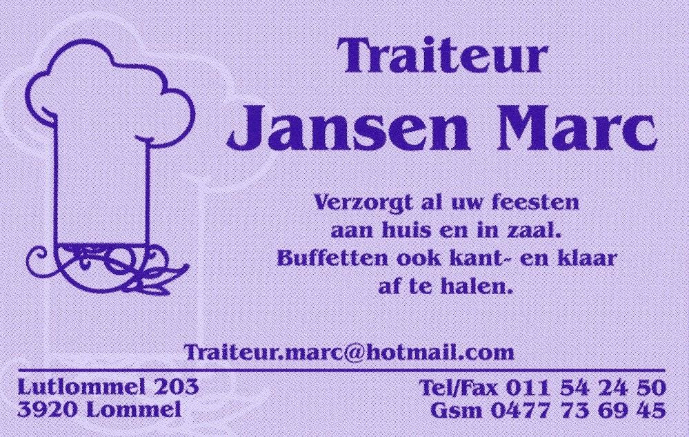 Jansen Marc