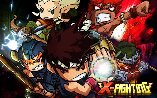 xfighting game