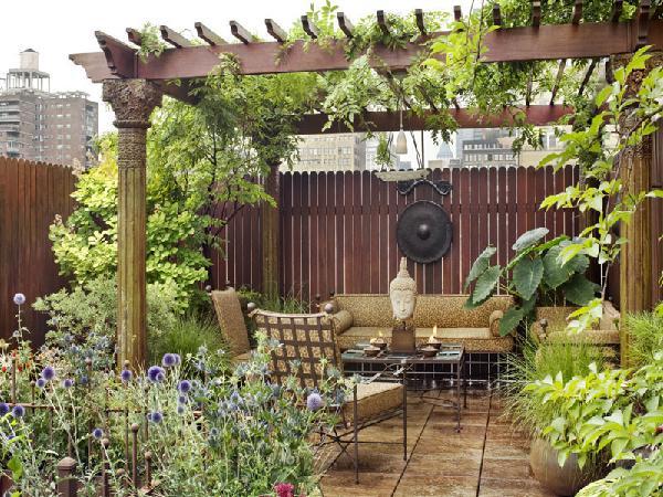 Plantas trepadoras para cultivar en macetas guia de jardin aprende a cuidar tu jard n for Zen terras layouts