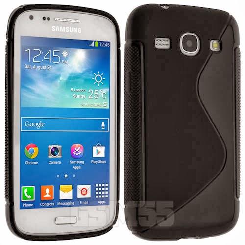 Coque souple pour Samsung Galaxy Core Plus G3500