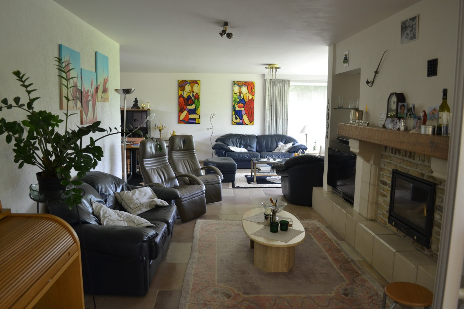 By& interieur advies styling - recente projecten: Voor en na ...