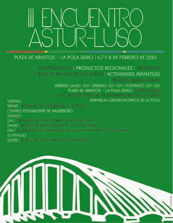 Asturias con niños: III Encuentro Astur Luso: talleres infantiles gratis