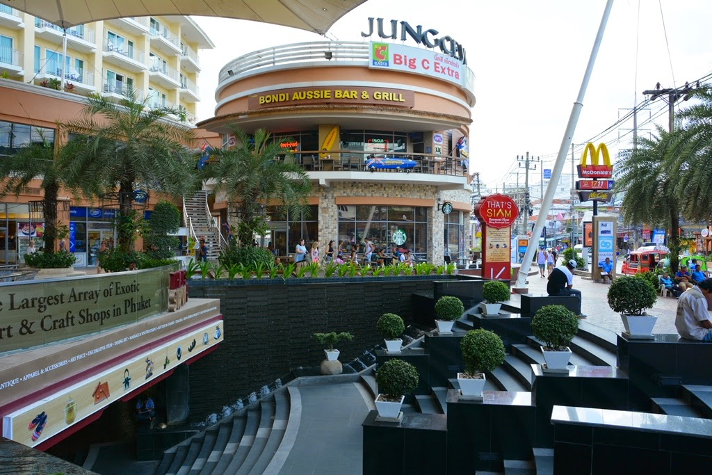 Jungceylon Patong Beach Bondi Aussie Bar