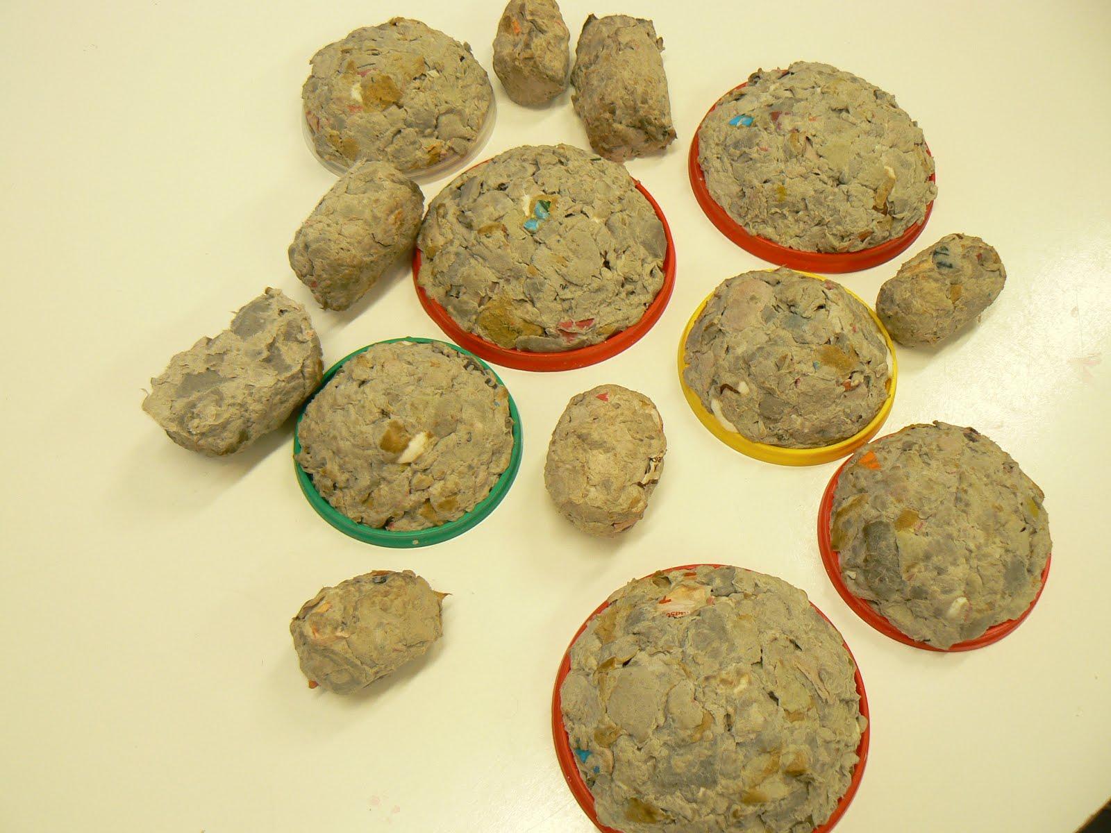 Имитация декоративного камня из яичных лотков. Обсуждение на 92