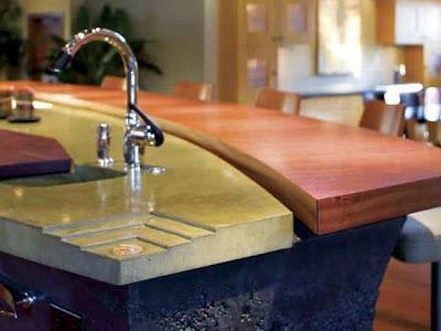 prikaz sudopera od betona
