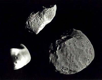 asteroides do Sistema Solar