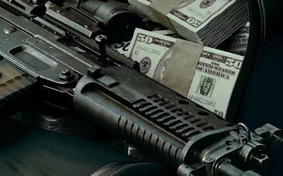 Dinero y armas - Money and guns - Crimen organizado - Narcotrafico