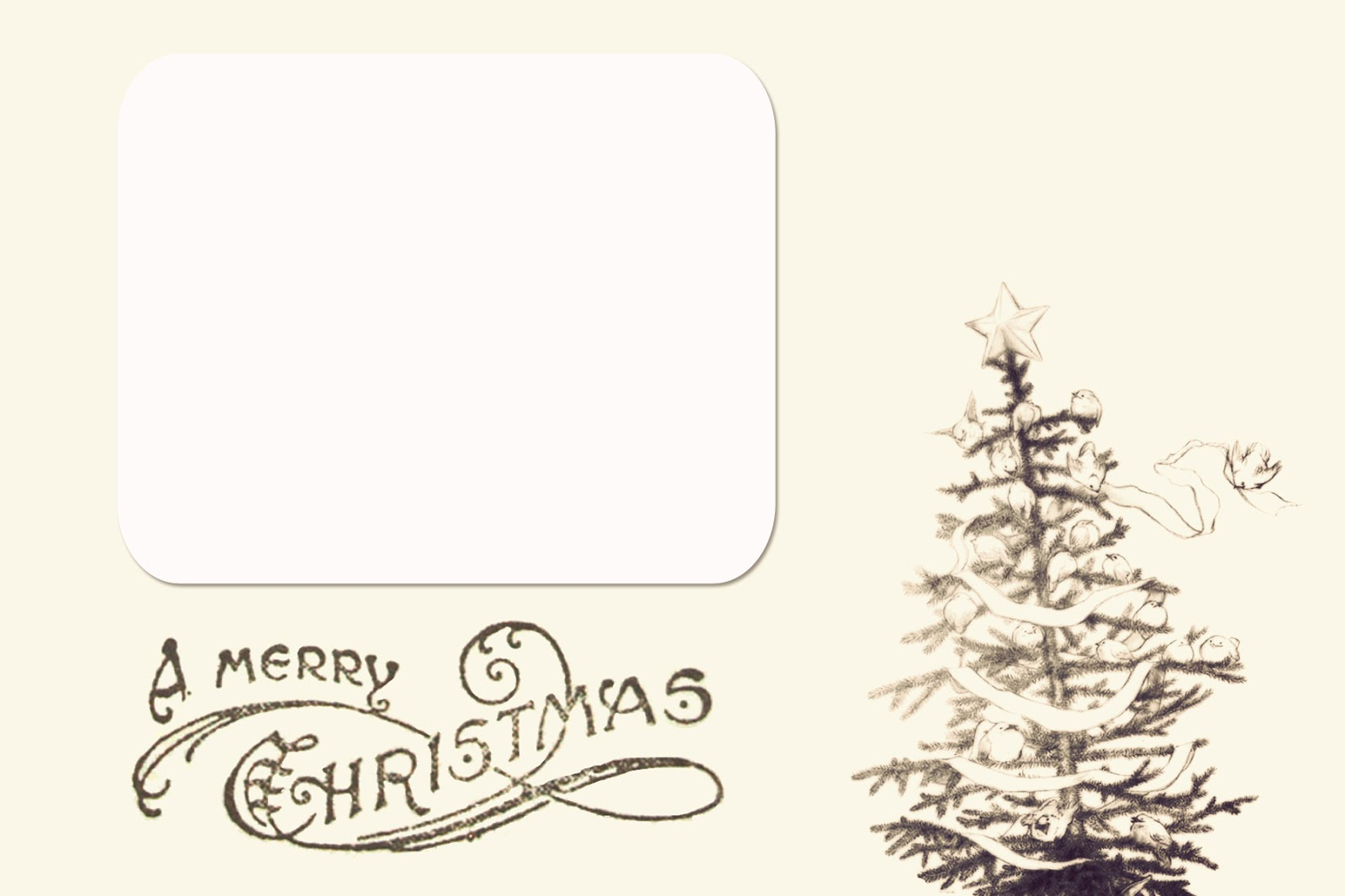 Persnickety image within printable christmas cards templates
