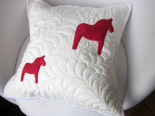 Dala horse, лошадка