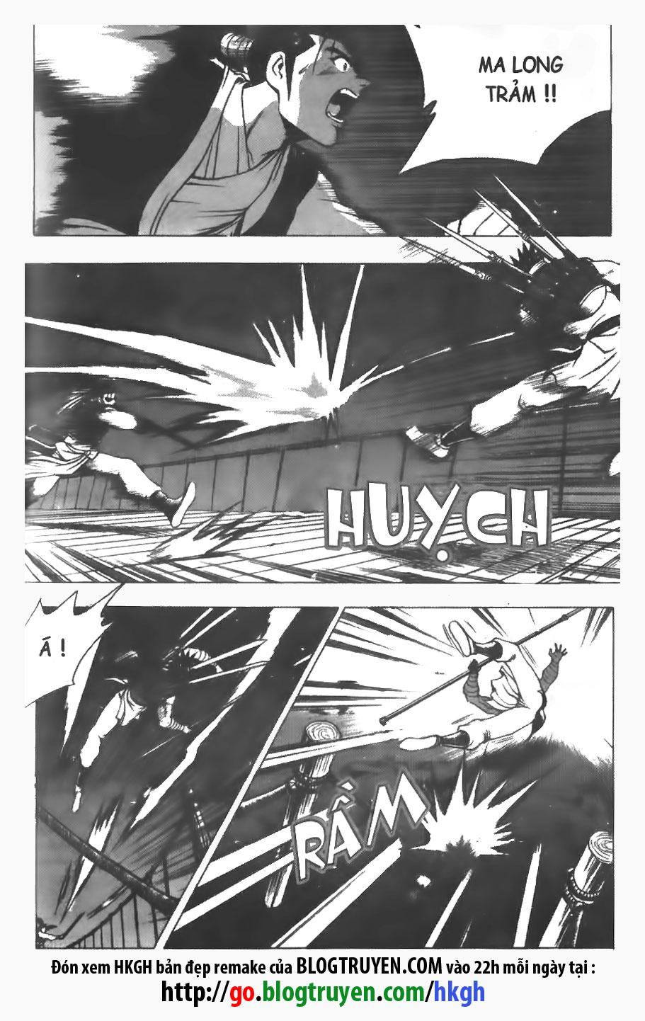 Hiệp Khách Giang Hồ chap 130 page 16 - IZTruyenTranh.com