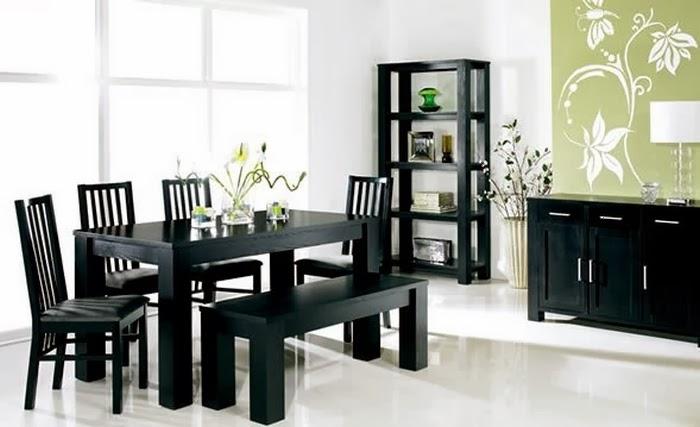 une fois que vous que vous avez choisi votre table manger et vos chaises vous pouvez vous asseoir et manger mais il ne vous arrtez pas l - Comment Decorer Sa Salle A Manger