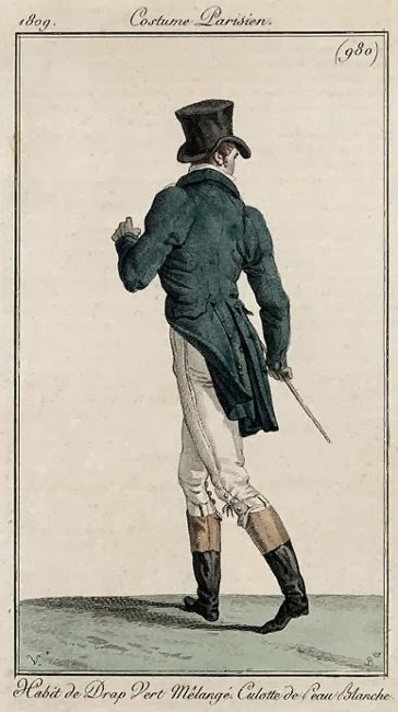 Costume Parisien 1809