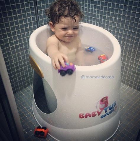 Ofurô de Banho 1 a 4 anos – Mamae de Casa