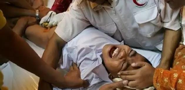 Βαρβαρότητα.. με ξυράφια και χωρίς αναισθητικό - Ακρωτηριάζουν τα γεννητικά όργανα ανήλικων κοριτσιών