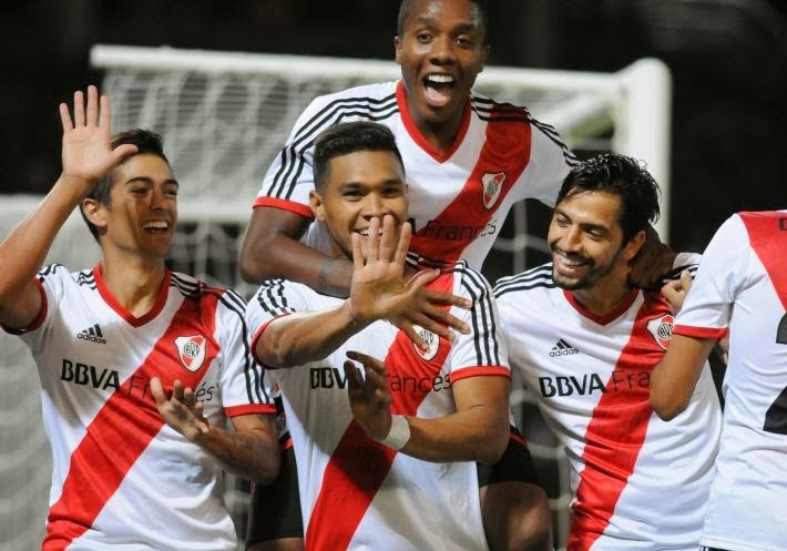 Juan Aurich vs. River Plate, por Fox Sports